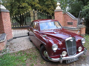 Picture of 1955 Wolseley 4/44