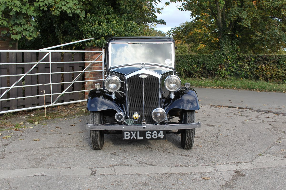 1935 Wolseley 9 - Beautifully restored show winner For Sale (picture 2 of 18)