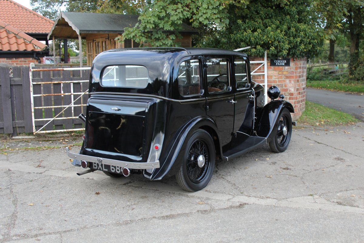 1935 Wolseley 9 - Beautifully restored show winner For Sale (picture 6 of 18)