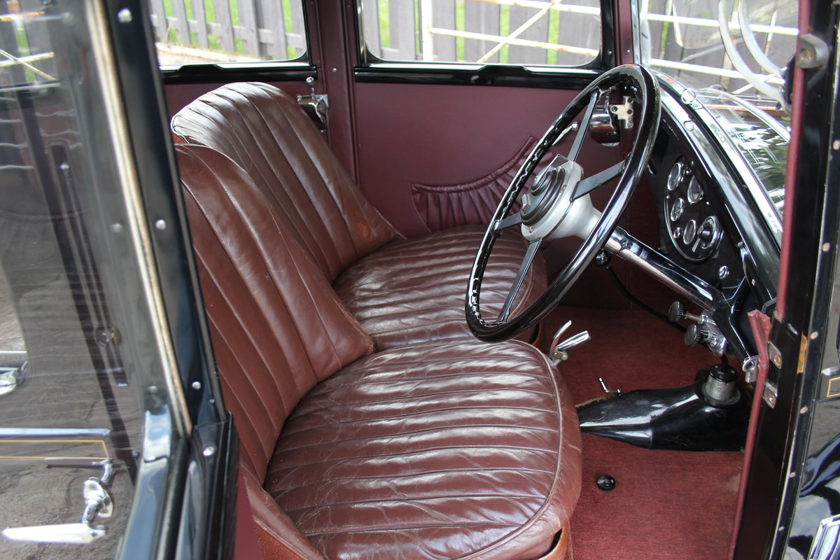 1935 Wolseley 9 - Beautifully restored show winner For Sale (picture 8 of 18)