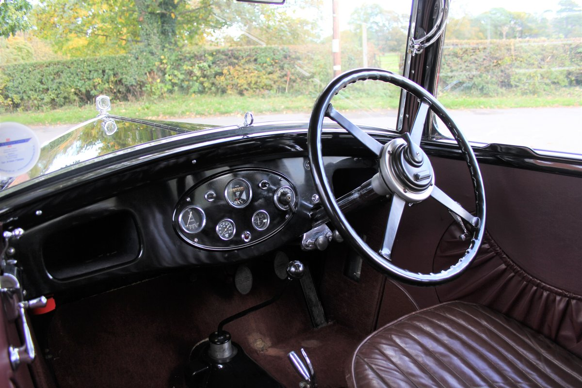 1935 Wolseley 9 - Beautifully restored show winner For Sale (picture 10 of 18)