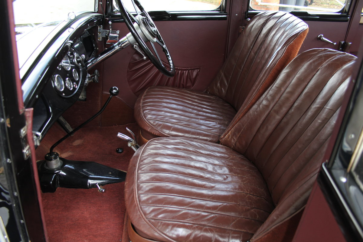 1935 Wolseley 9 - Beautifully restored show winner For Sale (picture 11 of 18)