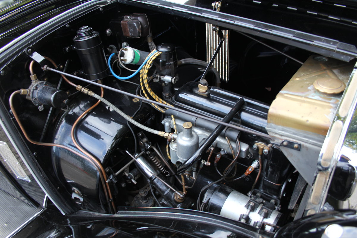 1935 Wolseley 9 - Beautifully restored show winner For Sale (picture 17 of 18)