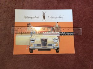 Wolseley Wonderful colourful sales brochure
