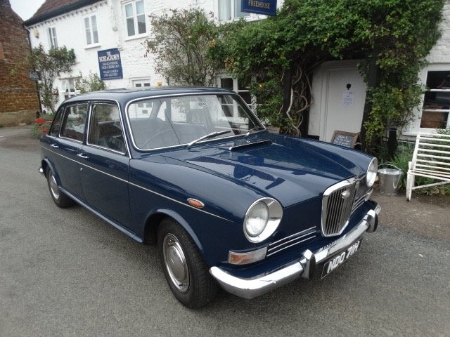 1969 WOLSELEY 18/85 SOLD (picture 1 of 6)