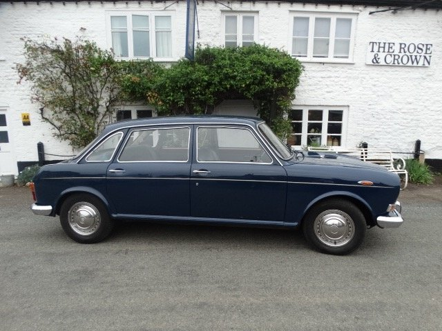 1969 WOLSELEY 18/85 SOLD (picture 3 of 6)