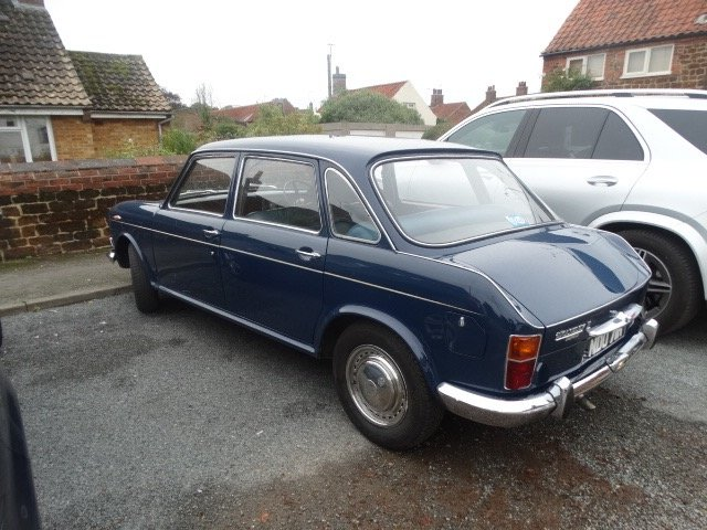 1969 WOLSELEY 18/85 SOLD (picture 4 of 6)