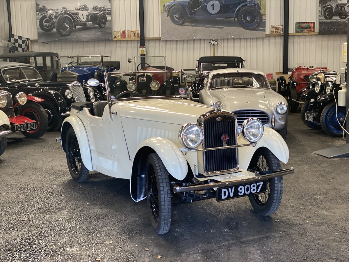 1931 Wolseley Hornet Sports Special For Sale (picture 1 of 24)