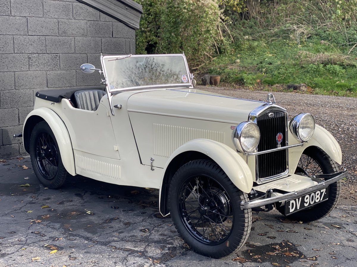 1931 Wolseley Hornet Sports Special For Sale (picture 7 of 24)