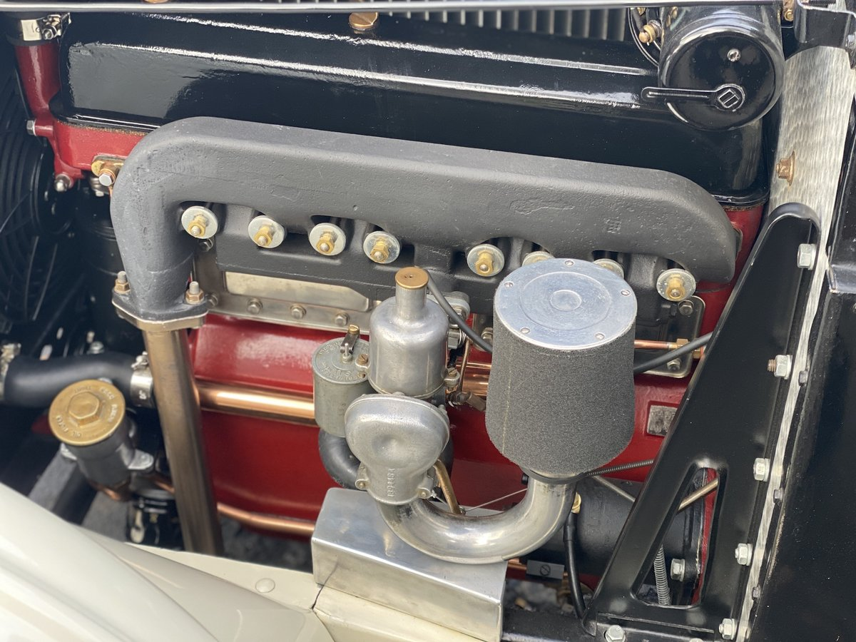1931 Wolseley Hornet Sports Special For Sale (picture 8 of 24)