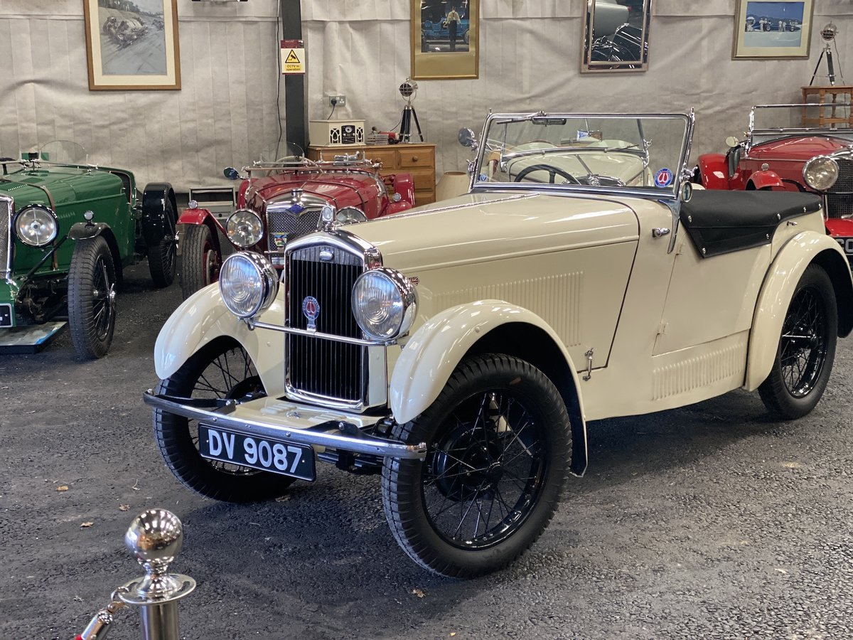 1931 Wolseley Hornet Sports Special For Sale (picture 9 of 24)