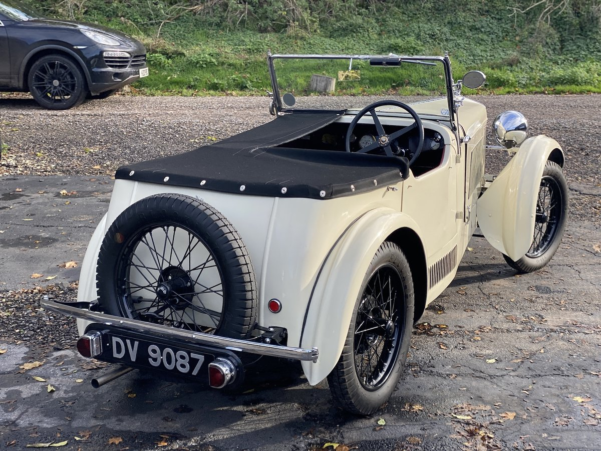 1931 Wolseley Hornet Sports Special For Sale (picture 11 of 24)