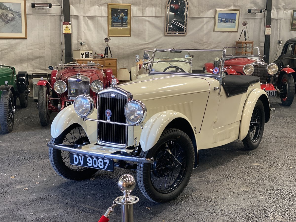 1931 Wolseley Hornet Sports Special For Sale (picture 13 of 24)