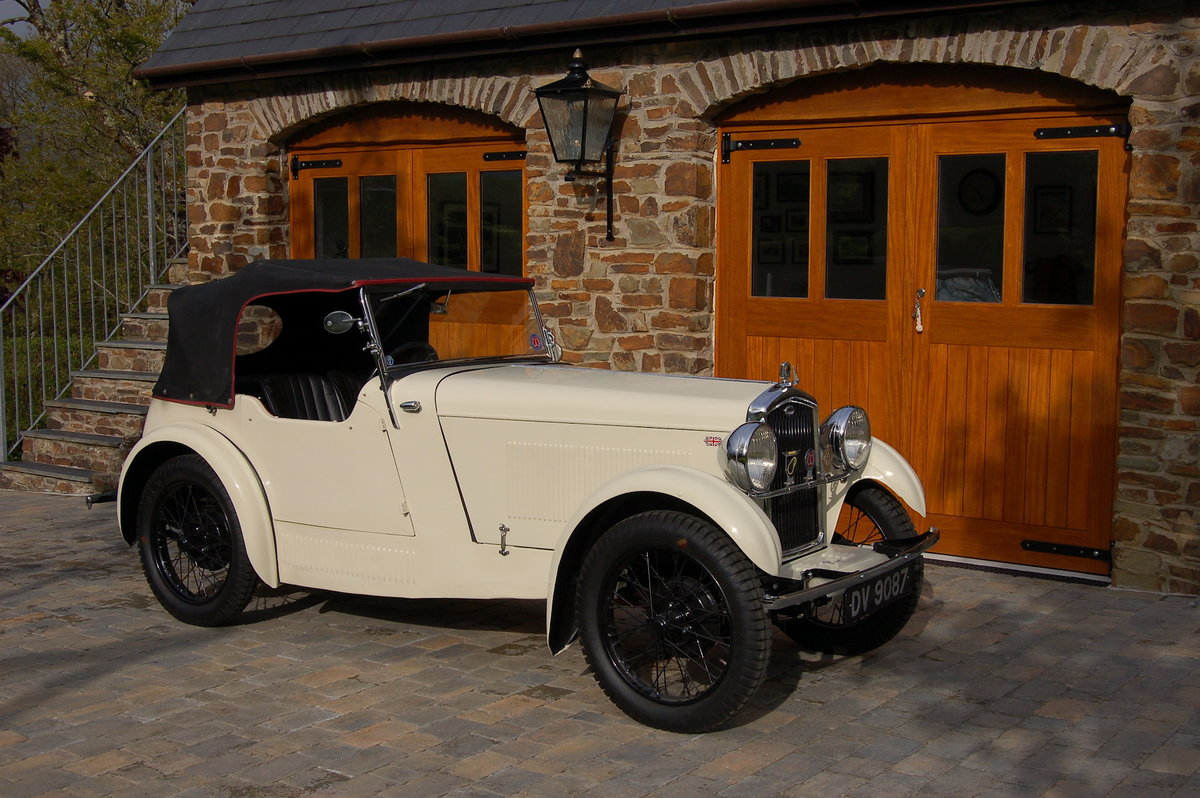 1931 Wolseley Hornet Sports Special For Sale (picture 14 of 24)