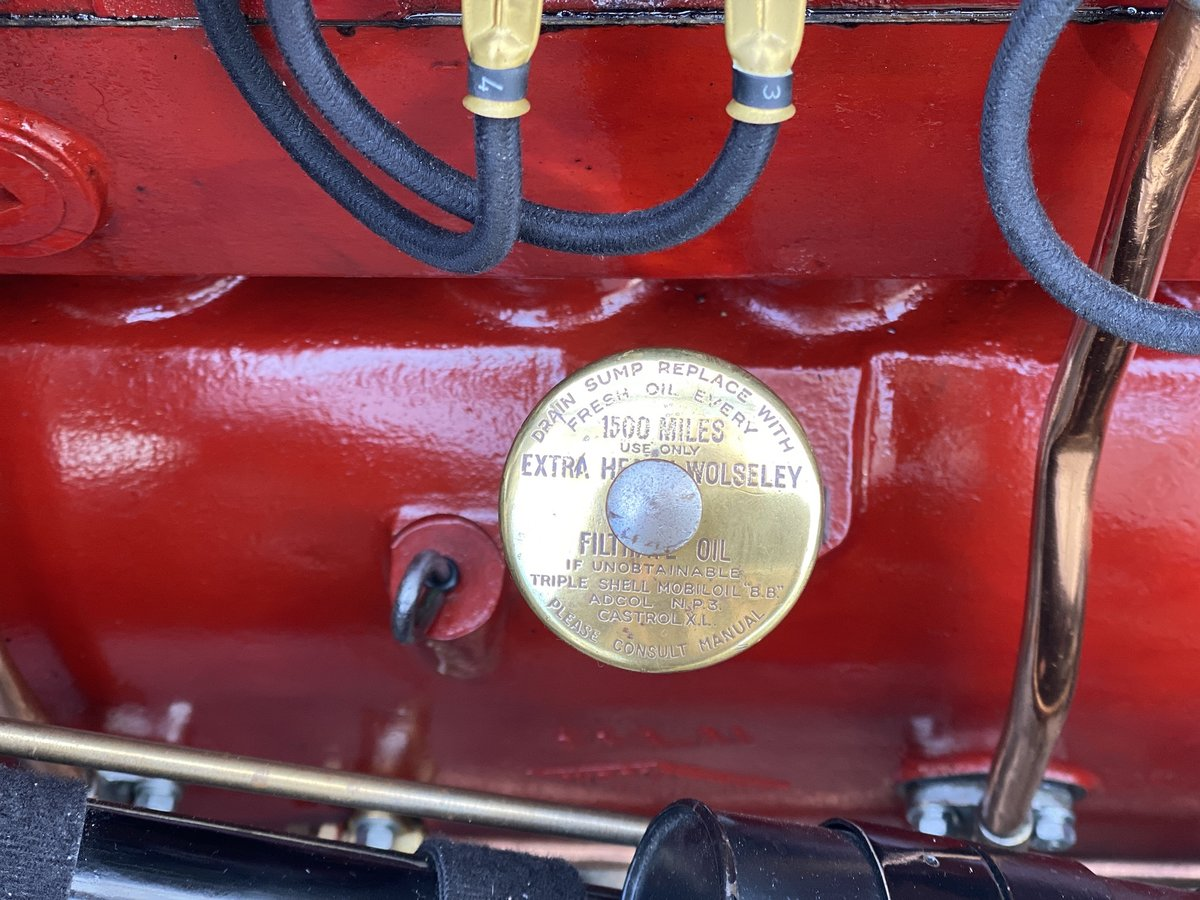 1931 Wolseley Hornet Sports Special For Sale (picture 15 of 24)