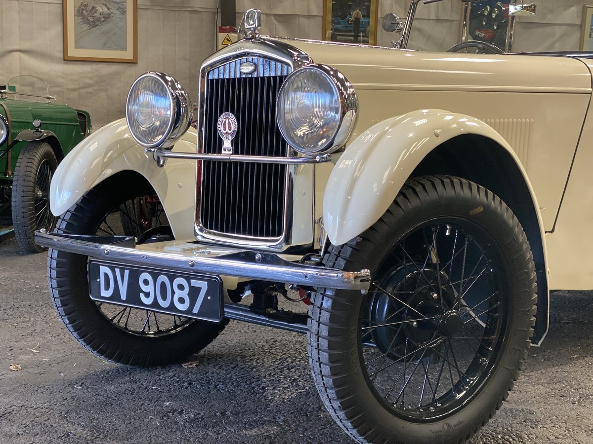 1931 Wolseley Hornet Sports Special For Sale (picture 19 of 24)