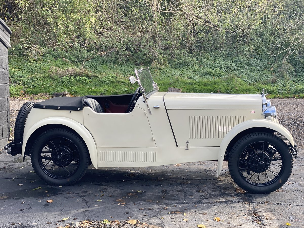 1931 Wolseley Hornet Sports Special For Sale (picture 20 of 24)