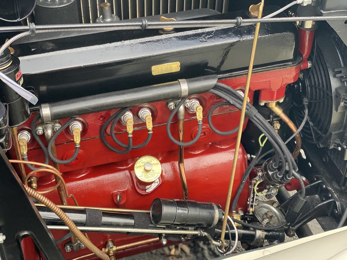 1931 Wolseley Hornet Sports Special For Sale (picture 22 of 24)