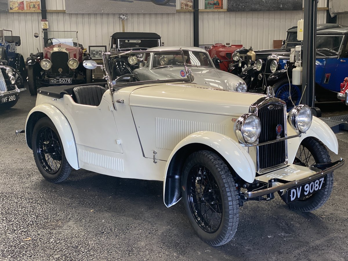 1931 Wolseley Hornet Sports Special For Sale (picture 23 of 24)
