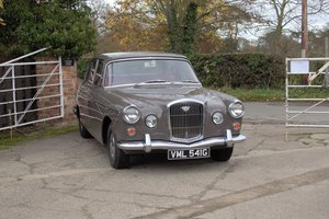 Wolseley 6/110 MkII, Outstanding Restoration
