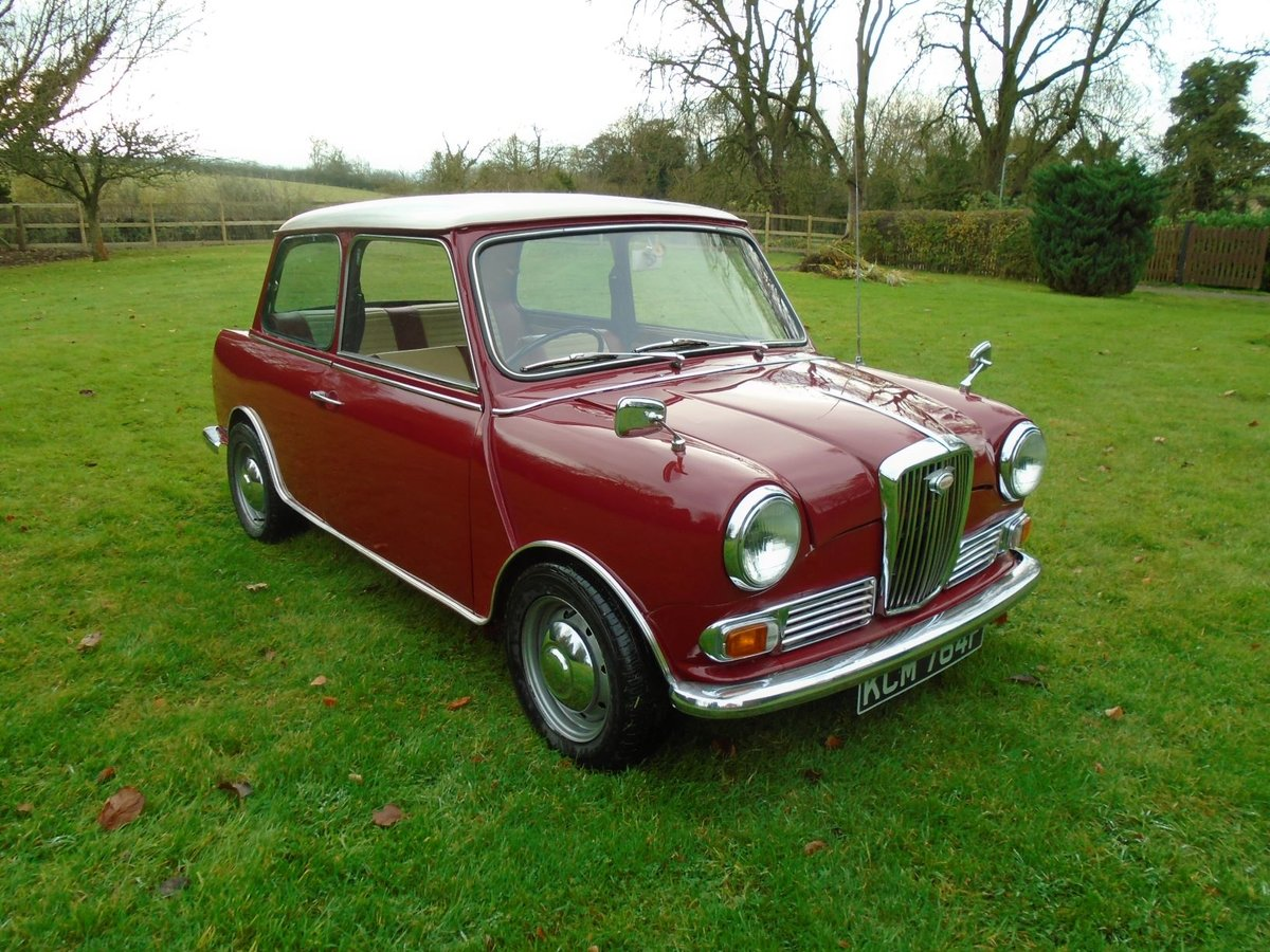 1968 Wolseley Hornet For Sale (picture 2 of 6)