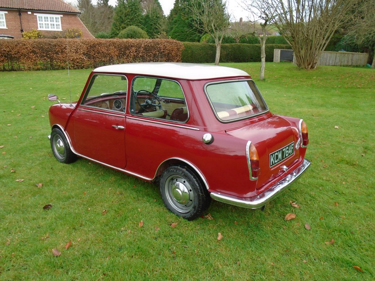 1968 Wolseley Hornet For Sale (picture 3 of 6)