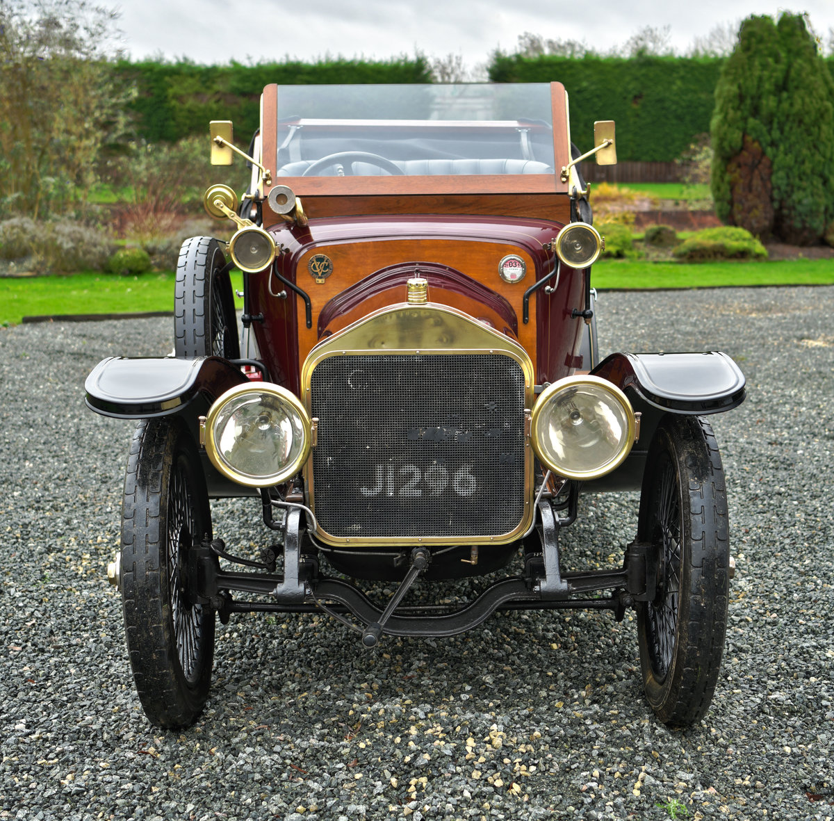 1913 WOLSELEY 24/30HP TWO-SEATER For Sale (picture 4 of 12)