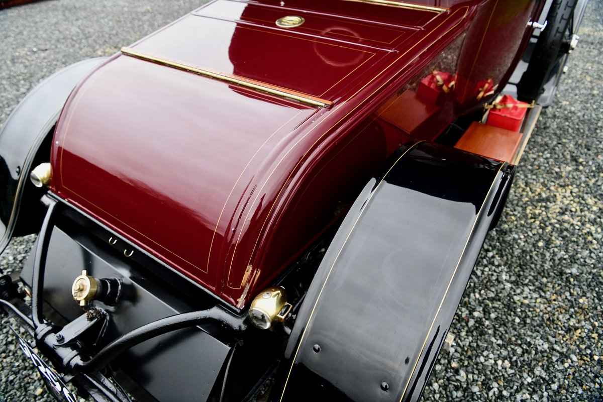 1913 WOLSELEY 24/30HP TWO-SEATER For Sale (picture 6 of 12)