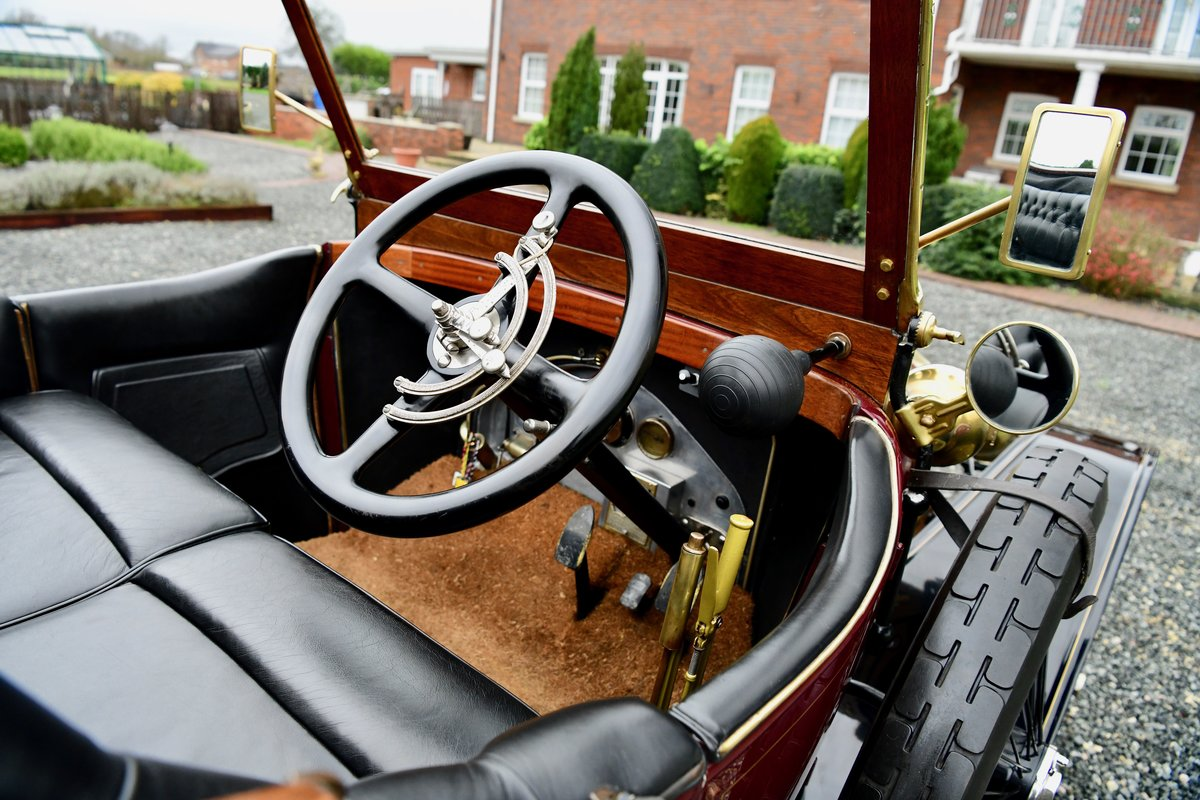 1913 WOLSELEY 24/30HP TWO-SEATER For Sale (picture 7 of 12)