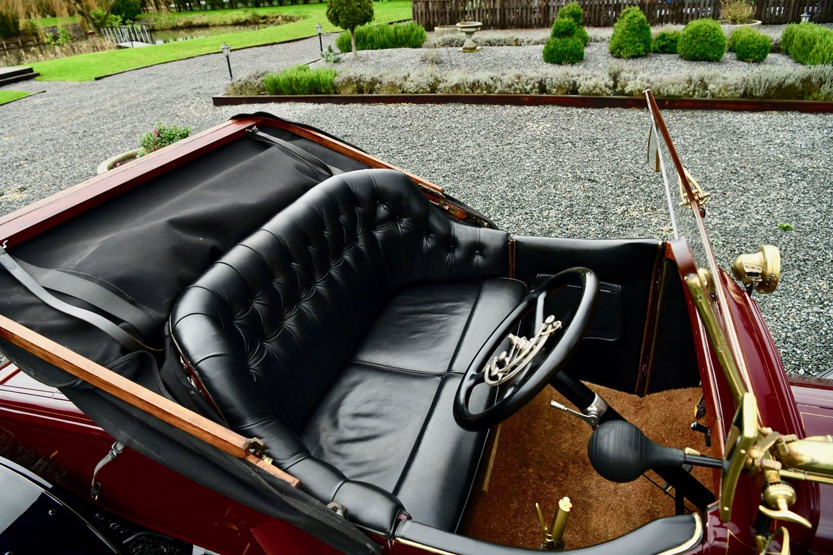 1913 WOLSELEY 24/30HP TWO-SEATER For Sale (picture 8 of 12)