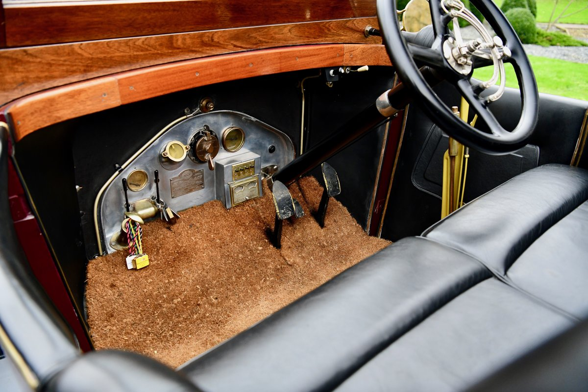 1913 WOLSELEY 24/30HP TWO-SEATER For Sale (picture 9 of 12)