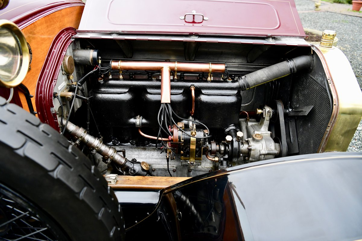 1913 WOLSELEY 24/30HP TWO-SEATER For Sale (picture 11 of 12)