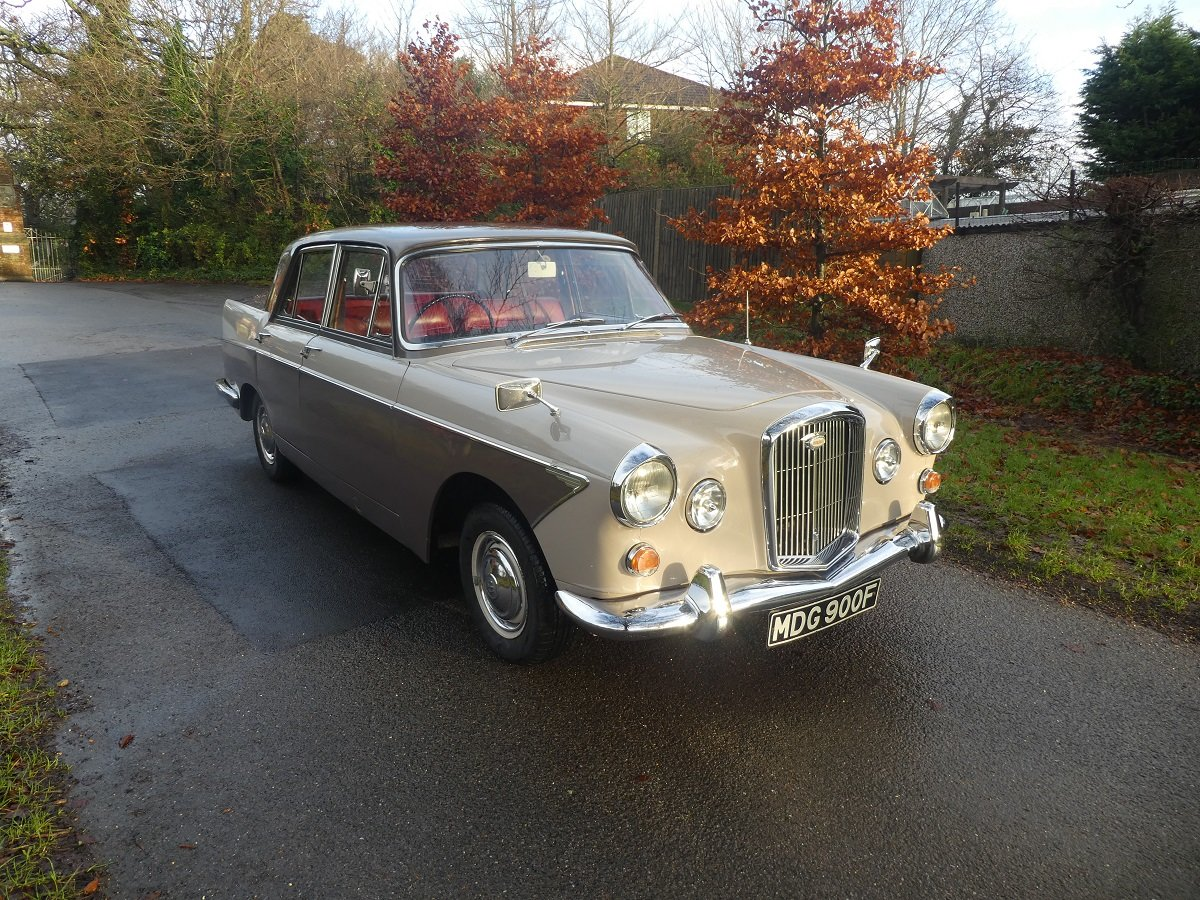 Wolseley 6/110 1968 - To be auctioned 26-03-21 For Sale by Auction (picture 1 of 10)