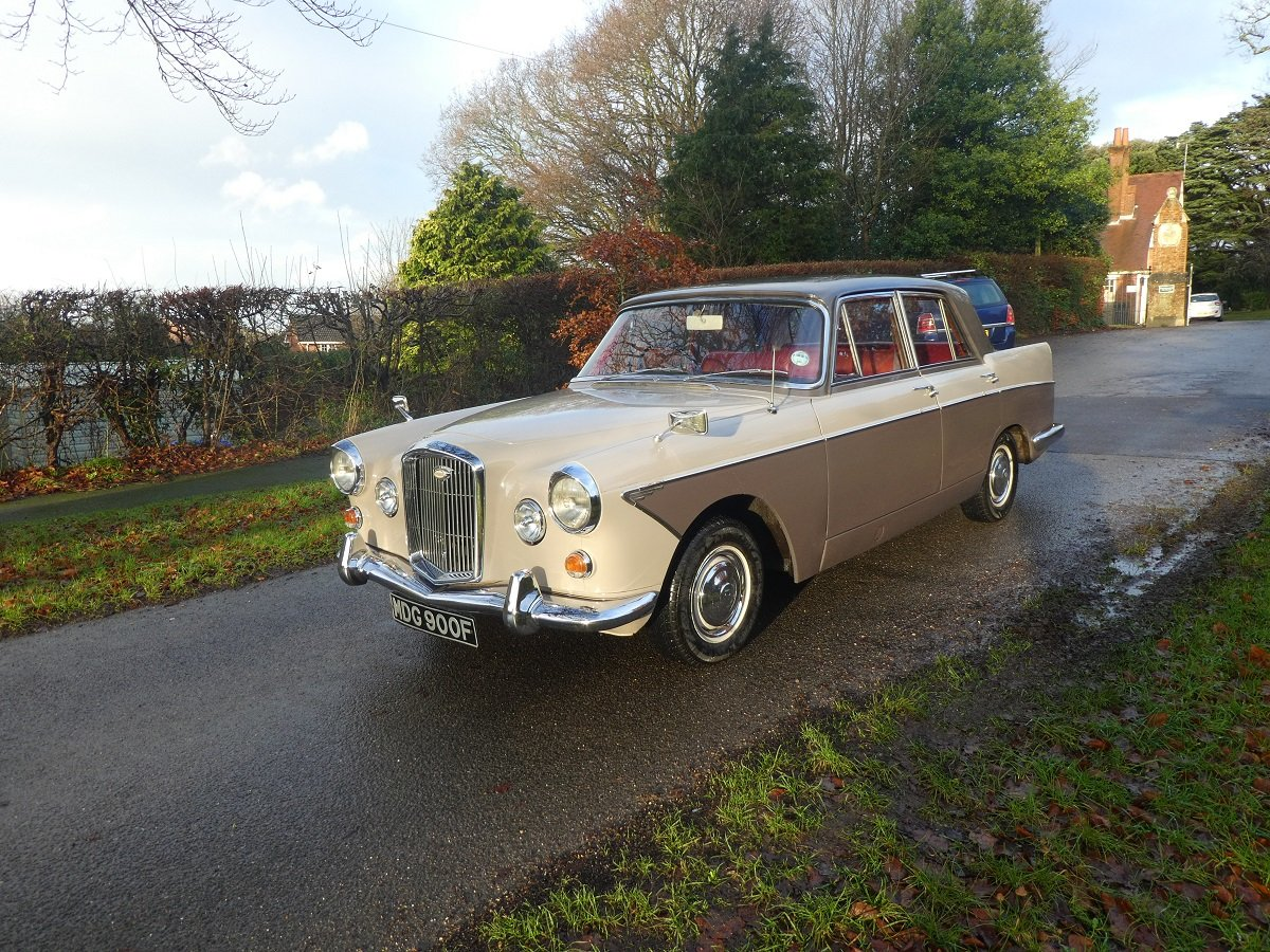 Wolseley 6/110 1968 - To be auctioned 26-03-21 For Sale by Auction (picture 2 of 10)