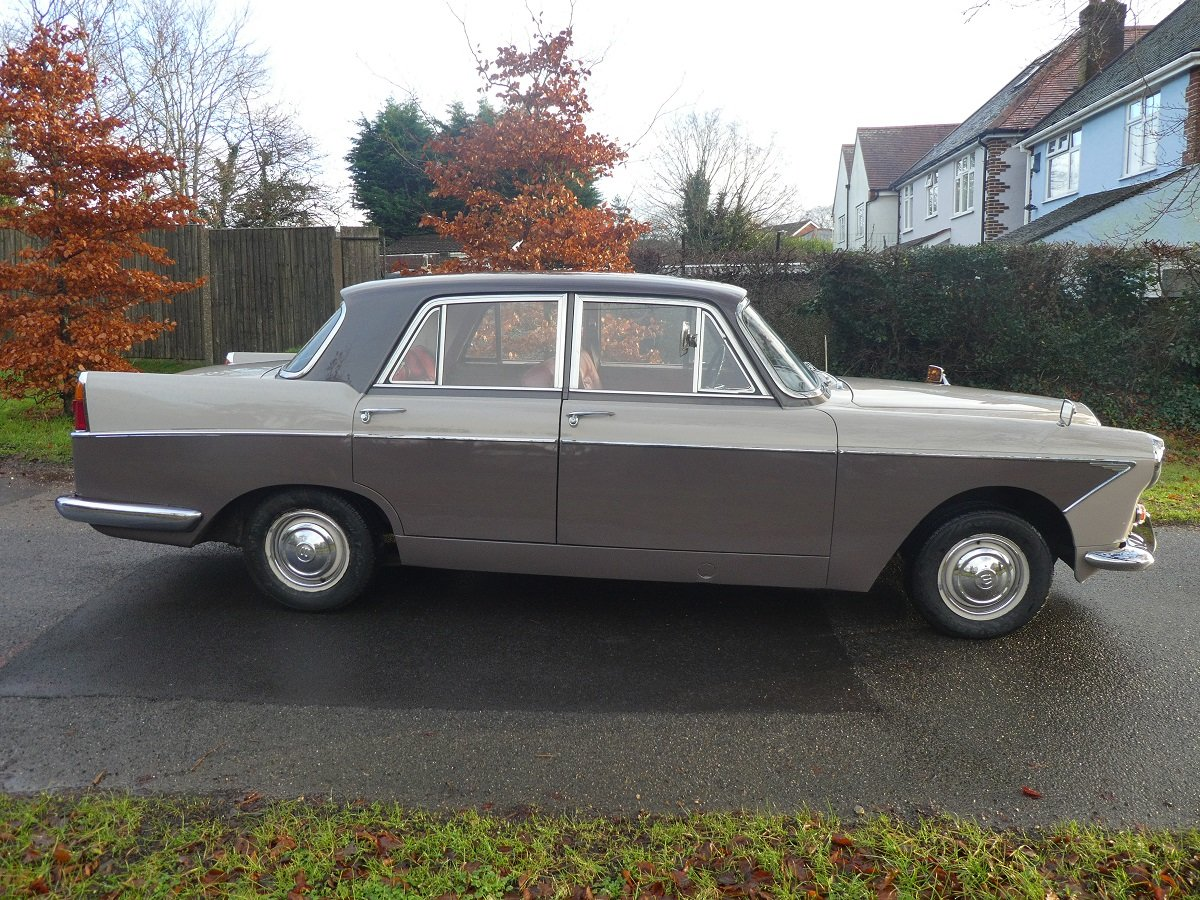 Wolseley 6/110 1968 - To be auctioned 26-03-21 For Sale by Auction (picture 10 of 10)