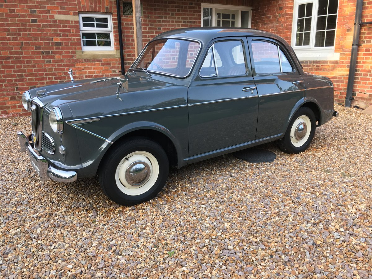 Picture of 1961 Wolseley 1500  Mk2 For Sale