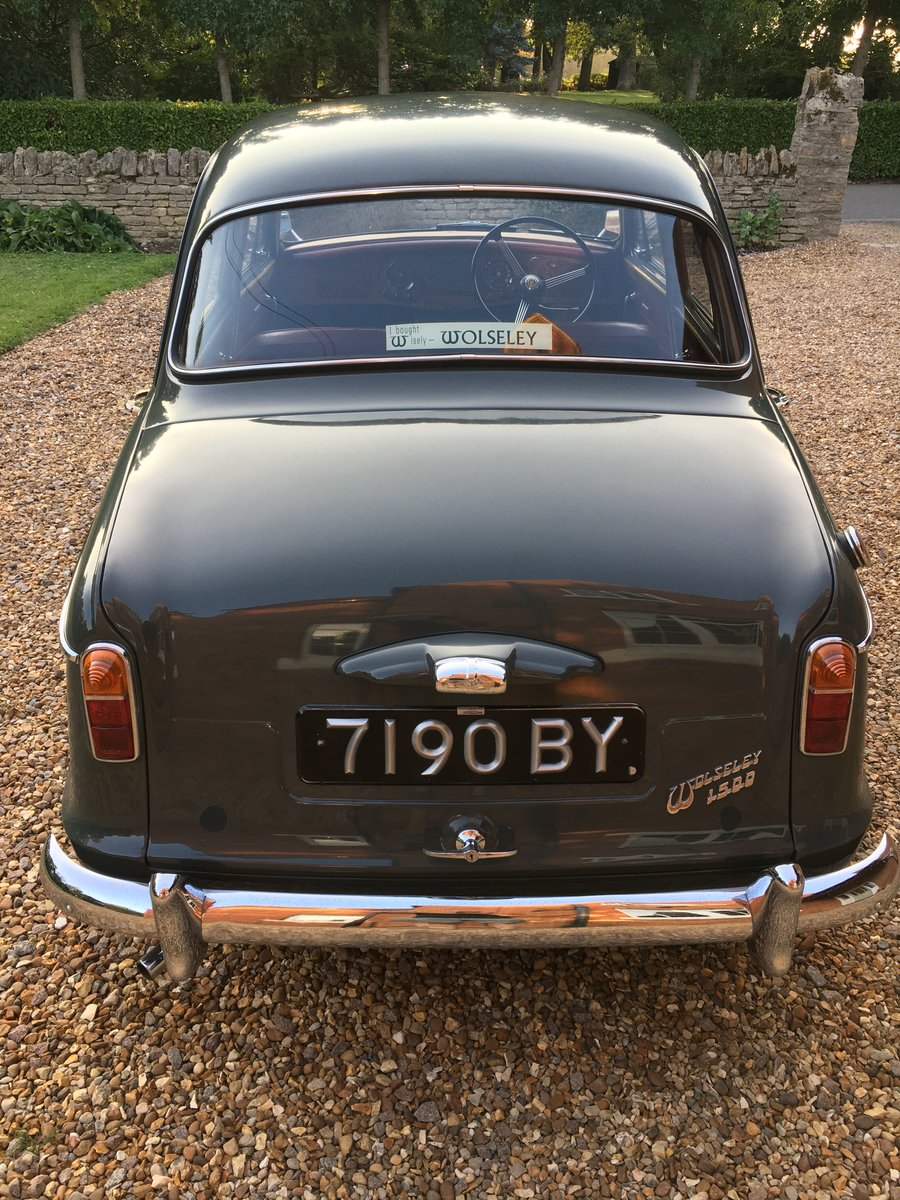 1961 Wolseley 1500  Mk2 For Sale (picture 4 of 12)
