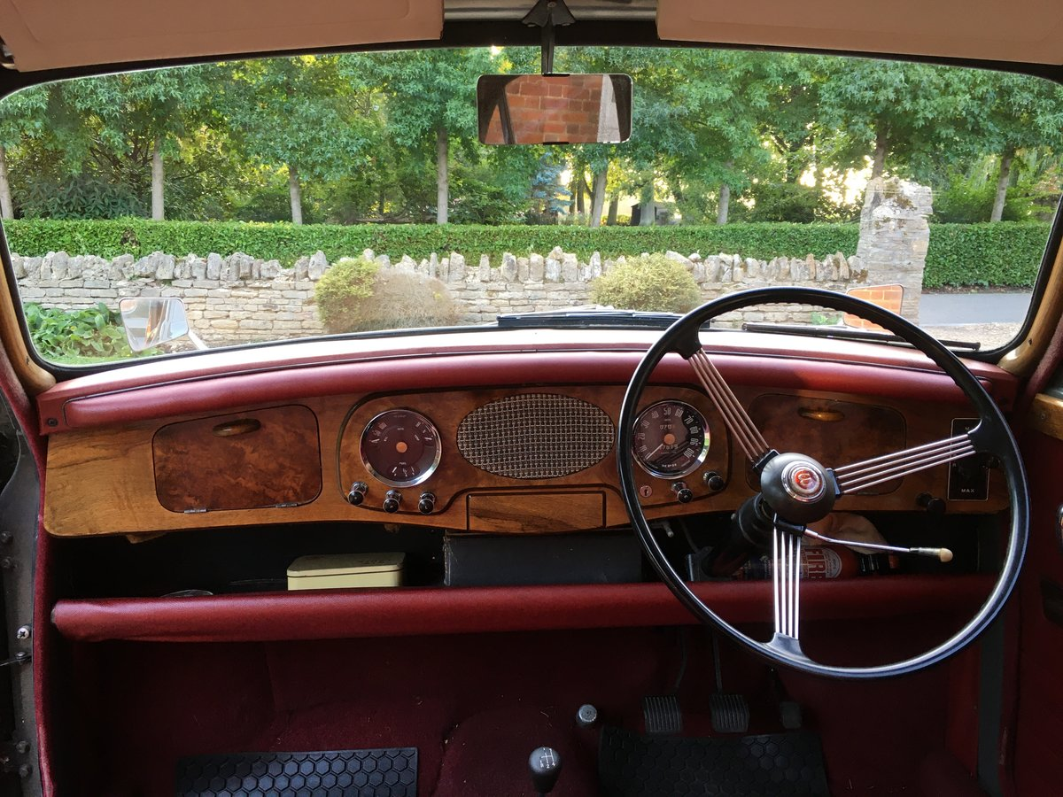 1961 Wolseley 1500  Mk2 For Sale (picture 5 of 12)