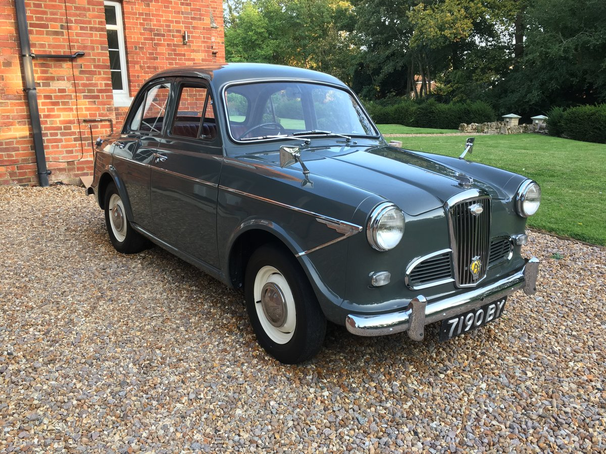 1961 Wolseley 1500  Mk2 For Sale (picture 10 of 12)