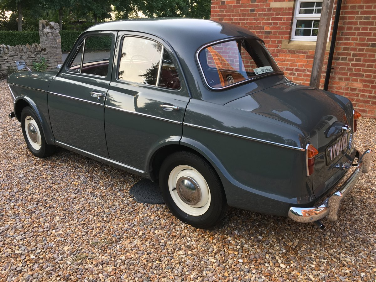 1961 Wolseley 1500  Mk2 For Sale (picture 11 of 12)