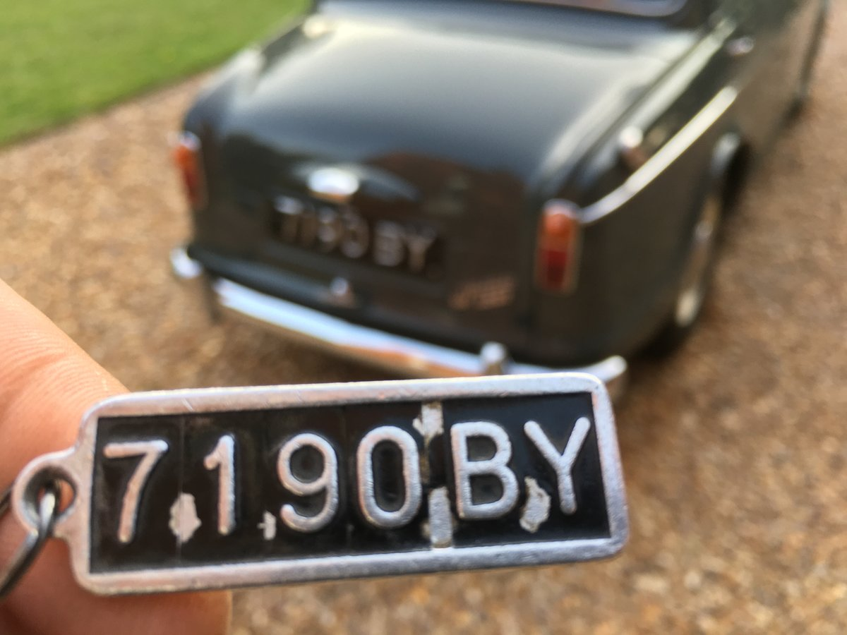 1961 Wolseley 1500  Mk2 For Sale (picture 12 of 12)