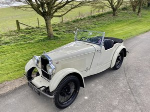 Picture of 1931 Wolseley Hornet Sports For Sale