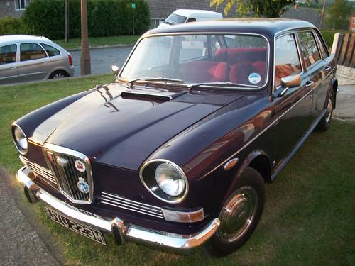 1973 Wolseley Six Automatic Sold Car And Classic