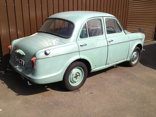 1960 Wolseley 1500 £P.O.A SOLD (picture 2 of 2)