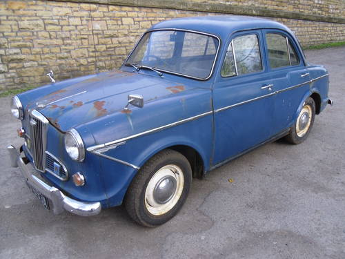 1963 Wolseley 1500 Breaking For Spares For Sale (picture 1 of 6)