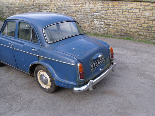 1963 Wolseley 1500 Breaking For Spares For Sale (picture 2 of 6)