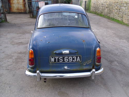 1963 Wolseley 1500 Breaking For Spares For Sale (picture 3 of 6)