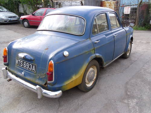 1963 Wolseley 1500 Breaking For Spares For Sale (picture 4 of 6)