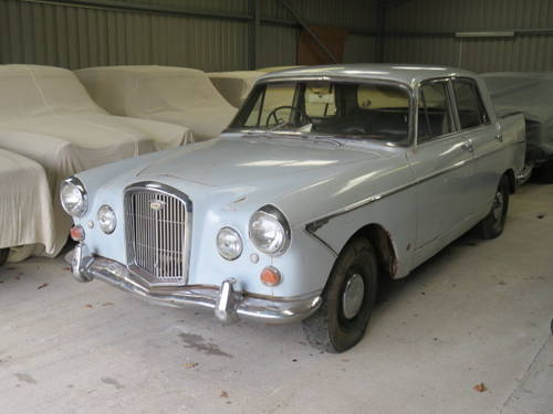 Wolseley 6/110  (Credit/Debit Cards & Delivery) SOLD (picture 1 of 6)