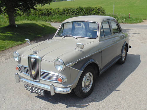 1964 Wolseley 1500 MkIII SOLD (picture 1 of 6)